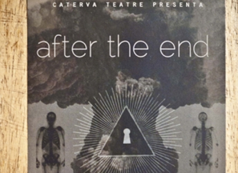 Póster After the End