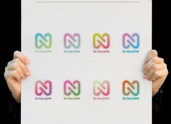 Logo LA NAU JOVE